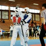 Ahmadshah Kohistani from TKD Elite Berlin