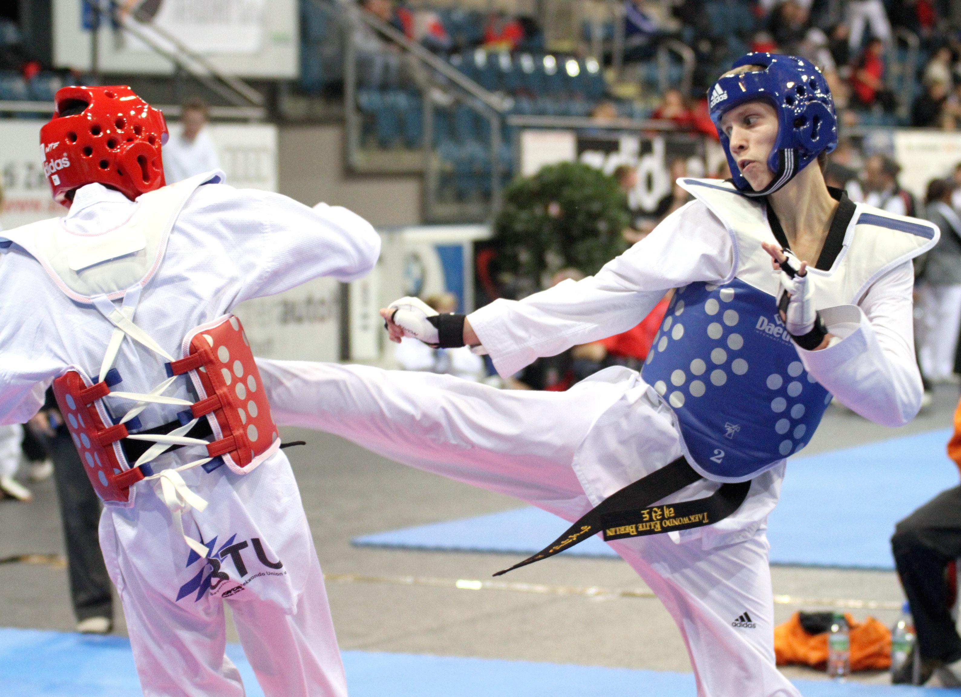 Taekwondo?