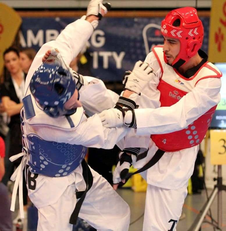 Wettkampf Training